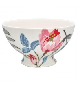 GreenGate Soup bowl Magnolia white-20