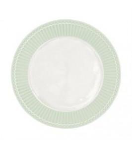 GreenGate Middagstallerken Alice pale green-20