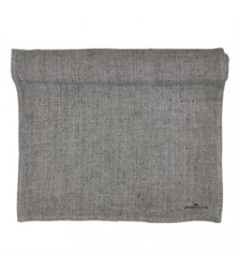 GreenGate Bordløber Heavy Linen Warm Grey-20