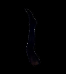 sort strømpebuks black colour