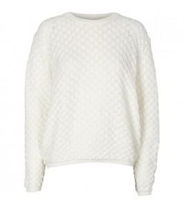 strik sweater offwhite basic apparel