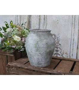 Chic Antique gammel fransk lerkrukke 65334-00