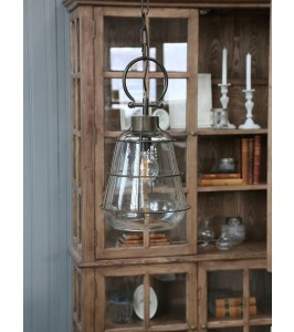 Industriel lampe fra Chic Antique