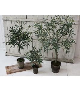 Kunstige oliventræer fra Chic Antique