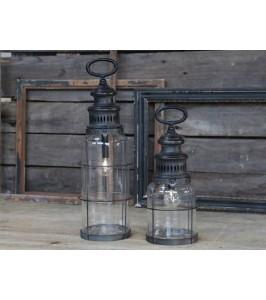 Chic Antique Fransk stald lanterne H32-20