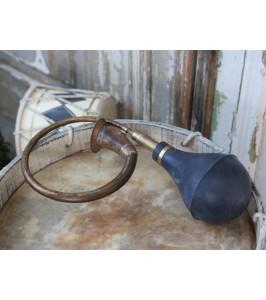 Chic Antique Posthorn Antique messing-20