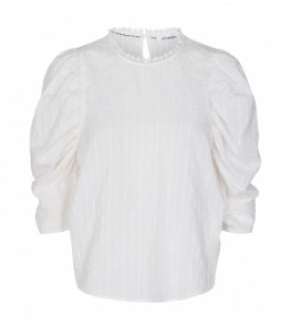 hvid damebluse co couture