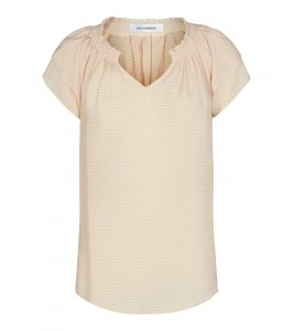 sunrise top off white co couture