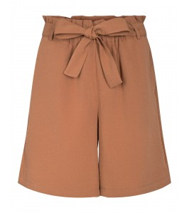 bermuda dame shorts brun co couture