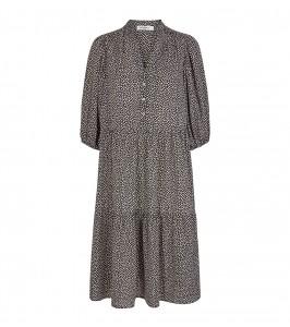kort kjole med blomster co couture