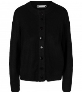 strik cardigan sort co couture