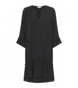 kort sort kjole thyra continue