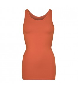 comfy copenhagen top orange