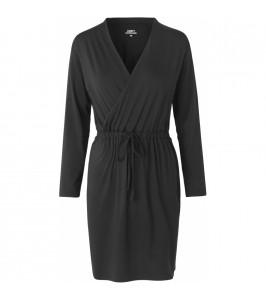 kort sort kjole comfy copenhagen