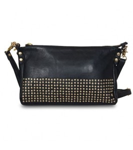 Depeche Small bag/clutch med nitter Gold-20