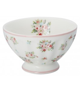 GreenGate Mid Season 2020 Abigail white french bowl