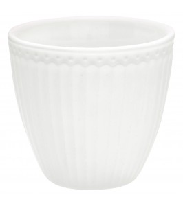 GreenGate Everyday Alice white lattekop