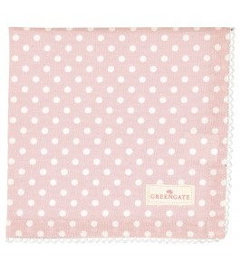 GreenGate serviet Spot pale pink