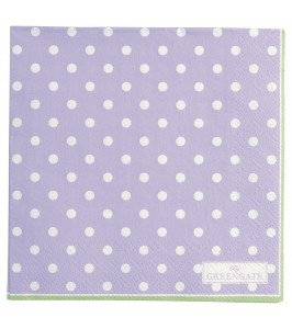 GreenGate serviet Spot lavendar