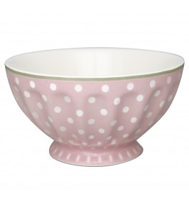 GreenGate French bowl Spot pale pink