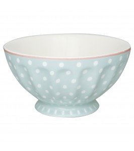 GreenGate French bowl xl Spot pale blue
