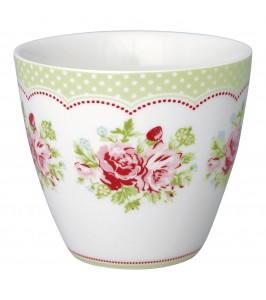 GreenGate Lattekop Mary white