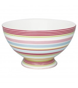 GreenGate Soup bowl Pipa multicolor