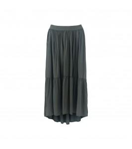 lang nederdel mørkegrøn black colour