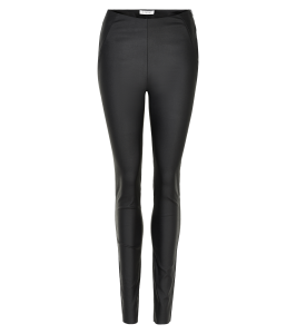 sorte leggings in front