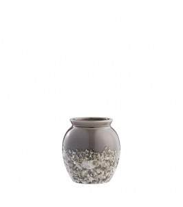 Clary vase fra Lene Bjerre | Smoked grey