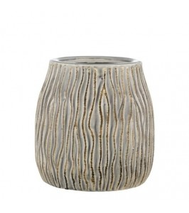 Lene Bjerre Ruria urtepotteskjuler i keramik