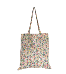 blomsteret net shopper black colour