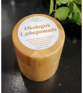 Nordisk Saltskrub Læbepomade, Økologisk-20