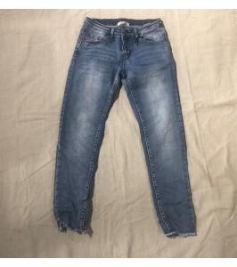 Piro jeans slimfit blå