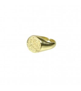 signet fingerring guld pure by nat