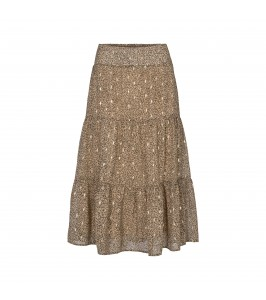 lang nederdel med print sand sofie schnoor