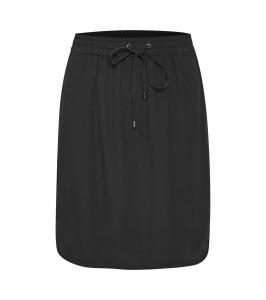Kort sort nederdel saint tropez