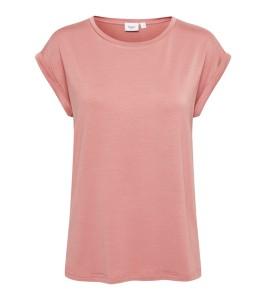 dame t-shirt rosa sain tropez