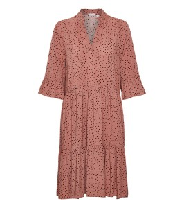 kort kjole rosa saint tropez