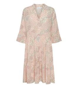 kort kjole med blomster saint tropez