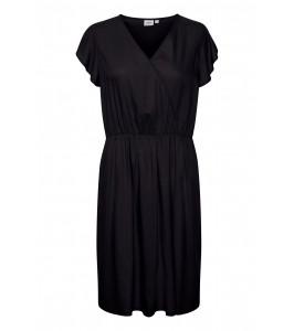 kort blå kjole saint tropez