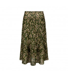 nederdel grøn sofie schnoor