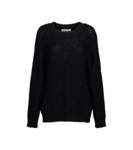 strik sweater sofie schnoor sort