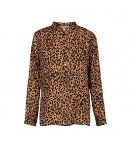 bluse leopardprint sofie schnoor