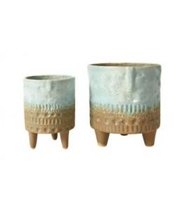 Speedtsberg keramik skjuler med ansigt 131099