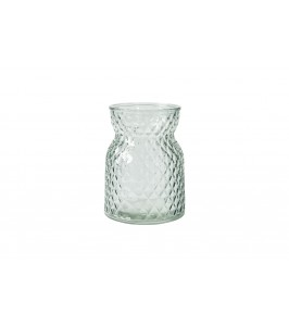 glasstage vase aqua blå speedtsberg