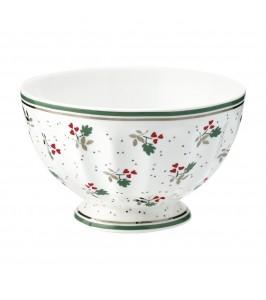 GreenGate Jocelyn white French bowl fra Winter 2019