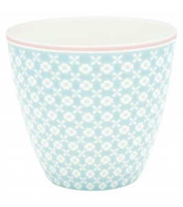 GreenGate Helle pale blue lattekop