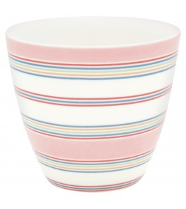 GreenGate Imke pale pink lattekop