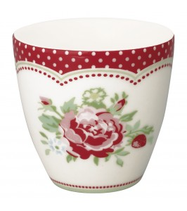 GreenGate Mini Lattekop Mary white